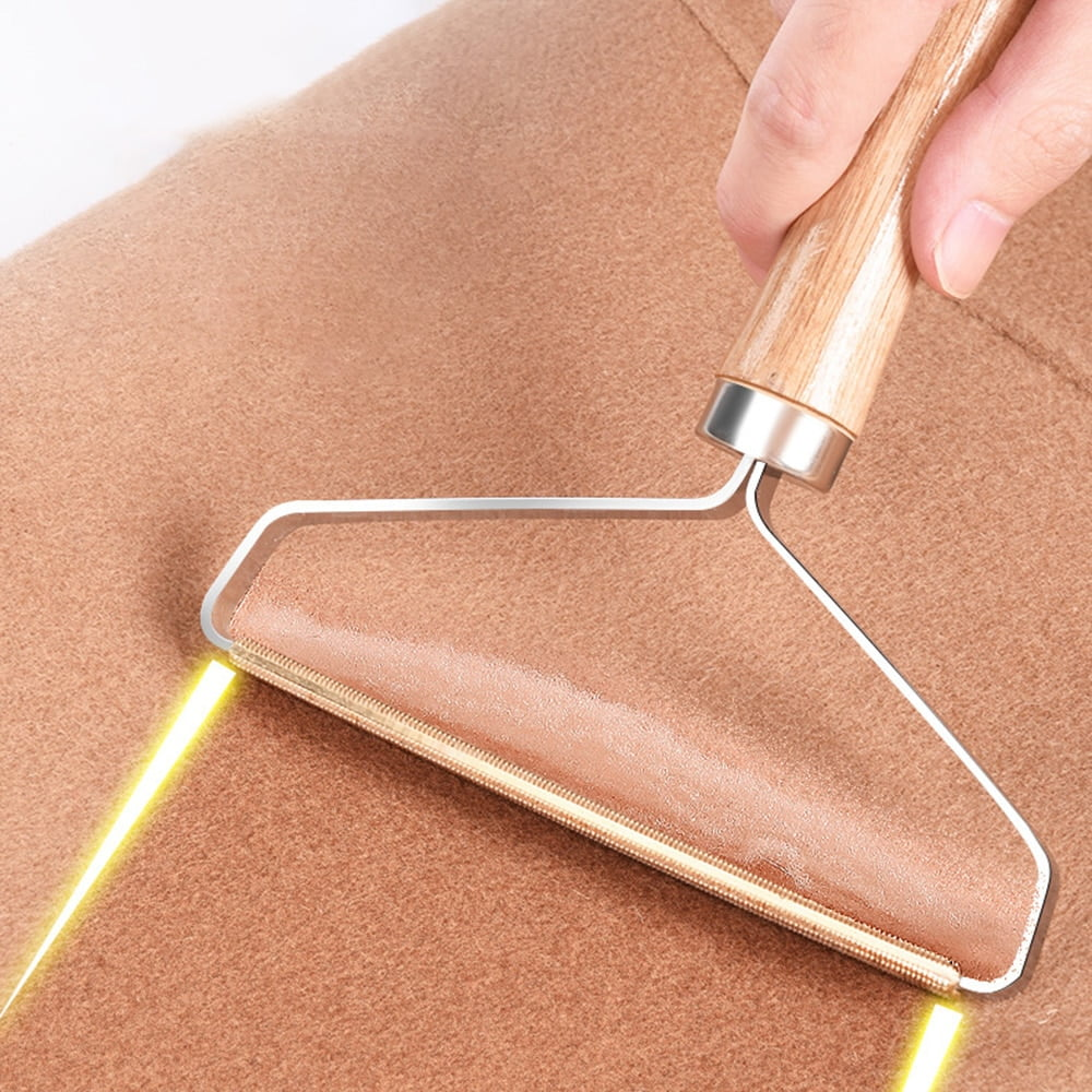 Lint Remover for clothing Portable Hair Remover Lint Roller Clothes Fabric Shaver Brush Tool Sweater Woven Clothes Cleaning Tool